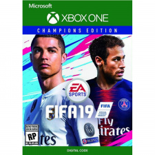 FIFA 19 Champions Edition Xbox One skaitmeninis