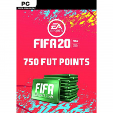 FIFA 20 Ultimate Team - 750 FIFA points PC skaitmeninis