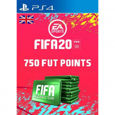 FIFA 20 Ultimate Team - 750 FIFA points PS4 skaitmeninis