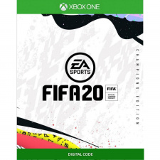 FIFA 20 Champions Edition Xbox One skaitmeninis