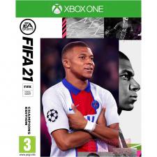 FIFA 21 Champions Edition Xbox One ENG | RUS įgarsinimas