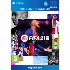 FIFA 21 PS4 skaitmeninis