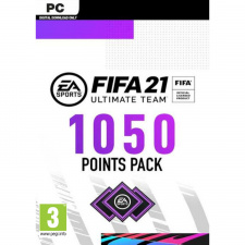FIFA 21 Ultimate Team 1050 Points Pack PC skaitmeninis