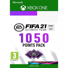 FIFA 21 Ultimate Team 1050 Points Pack Xbox One | Series X skaitmeninis