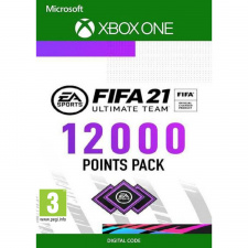 FIFA 21 Ultimate Team 12000 Points Pack Xbox One | Series X skaitmeninis