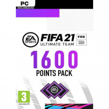 FIFA 21 Ultimate Team 1600 Points Pack PC skaitmeninis