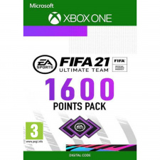 FIFA 21 Ultimate Team 1600 Points Pack Xbox One | Series X skaitmeninis