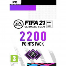 FIFA 21 Ultimate Team 2200 Points Pack PC skaitmeninis