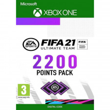 FIFA 21 Ultimate Team 2200 Points Pack Xbox One | Series X skaitmeninis