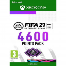 FIFA 21 Ultimate Team 4600 Points Pack Xbox One | Series X skaitmeninis