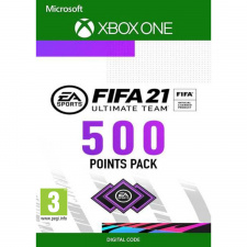 FIFA 21 Ultimate Team 500 Points Pack Xbox One | Xbox Series X skaitmeninis