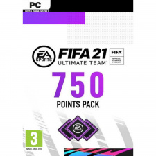 FIFA 21 Ultimate Team 750 Points Pack PC skaitmeninis