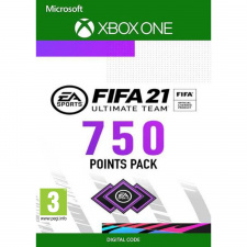 FIFA 21 Ultimate Team 750 Points Pack Xbox One | Xbox Series X skaitmeninis