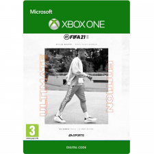 FIFA 21 Ultimate Edition Xbox One skaitmeninis