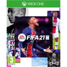 FIFA 21 Xbox One ENG | RUS įgarsinimas
