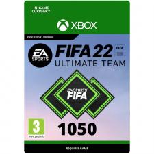 FIFA 22 Ultimate Team 1050 points Xbox One   Series S/X (kodas)