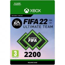 FIFA 22 Ultimate Team 2200 points Xbox One   Series S/X (kodas)