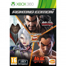 Fighting Edition: Tekken6/ Tekken Tag Tournament 2 and Soul Calibur V Xbox 360