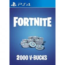 Fortnite 2,000 V-Bucks PS4 skaitmeninis