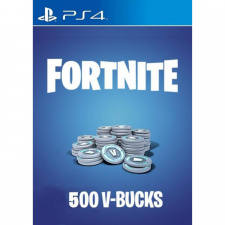 Fortnite 500 V-Bucks PS4 skaitmeninis