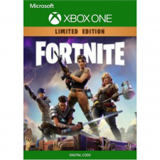 Fortnite Limited Edition Founders Pack Xbox One