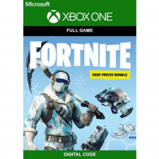 Fortnite Deep Freeze Bundle Xbox One skaitmeninis