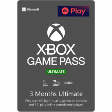 Xbox Game Pass Ultimate 3 mėnesių prenumerata