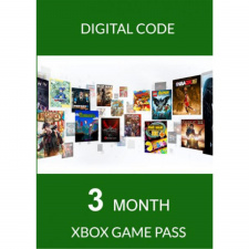 Xbox Game Pass 3 month membership