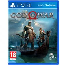 God of War PS4 ENG | RUS įgarsinimas