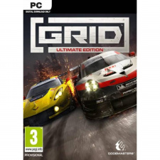 GRID Ultimate Edition PC skaitmeninis