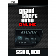 GTA Online Bull Shark Cash Card PC (kodas)