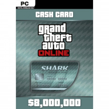 GTA Online Megalodon Shark Cash Card PC (kodas)