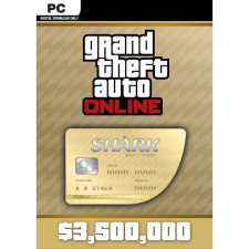 GTA Online Whale Shark Cash Card PC (kodas)