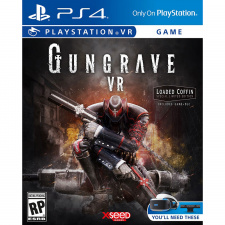 Gungrave VR: Loaded Coffin Edition PS4