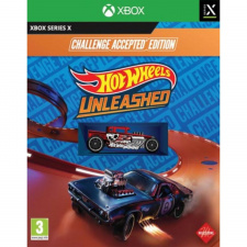 Hot Wheels Unleashed Challenge Accepted Edition Xbox Series X