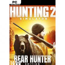 Hunting Simulator 2 Bear Hunter Edition PC skaitmeninis