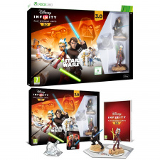 Disney Infinity Star Wars Starter Pack 3.0 Xbox 360