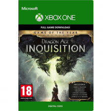 Dragon Age Inquisition: Game of the year edition Xbox One (kodas)