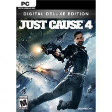 Just Cause 4 Deluxe Edition PC skaitmeninis