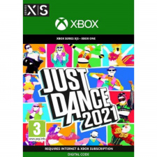 Just Dance 2021 Xbox One | Series X (kodas)