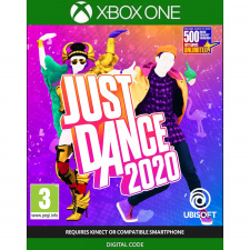 Just Dance 2020 Xbox One (kodas)