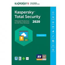 Kaspersky Total Security 2020 1 įrenginys 1 metams skaitmeninis