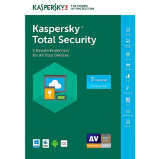 Kaspersky Total Security 3 įrenginiai 1 metams skaitmeninis