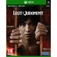 Lost Judgment Xbox One | Series X