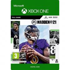Madden NFL 21: Standard Edition Xbox One (kodas)