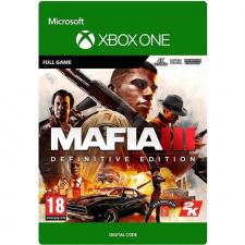 Mafia: Definitive Edition Xbox One (kodas)