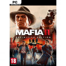 Mafia II Definitive Edition PC skaitmeninis