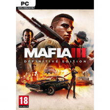 Mafia III Definitive Edition PC skaitmeninis