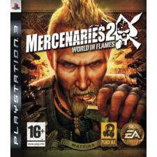 Mercenaries 2 World in Flames