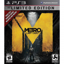 Metro: Last Light Limited Edition PS3